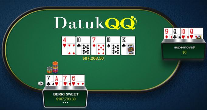 Hal Yang Perlu Diketahui Pemain Judi PokerQQ Online